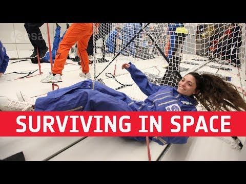 Space Bites: How to survive on another planet | Lucie Poulet