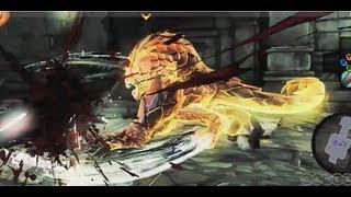 Darksiders II - Savage Stalker Gameplay