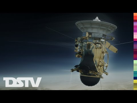 CASSINI HUYGENS: DESTINATION SATURN - 2008 SPACE DOCUMENTARY