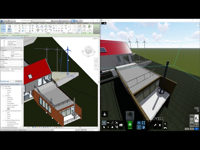 Lumion LiveSync for Revit - How To Use LiveSync