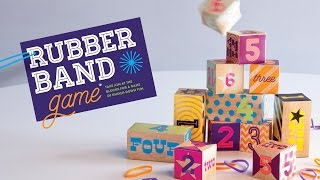 Video Rubber Band Game - Fun Family Game for ages 8+ download MP3, MP4, WEBM, AVI, FLV April 2018