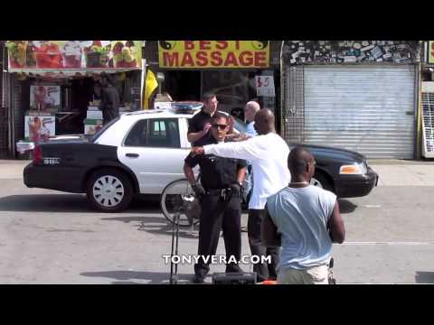 Street Performers  Fighting Over Spaces Continues @ Venice beach CA