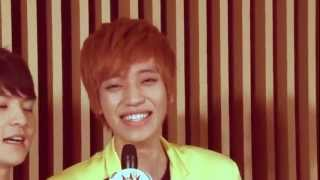 130332 Mnet America JJANG TEEN TOP interview NIEL cut Thumbnail