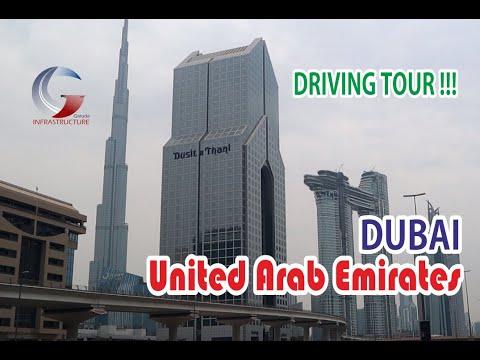 DUBAI (UNITED ARAB EMIRATES) – Driving Tour