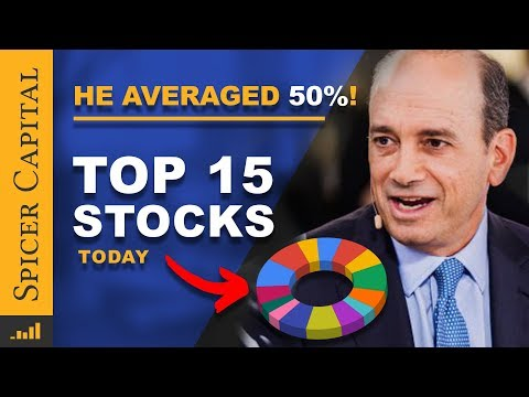 Joel Greenblatt averaged 50%! 📈 This Is His Stock Portfolio Now.