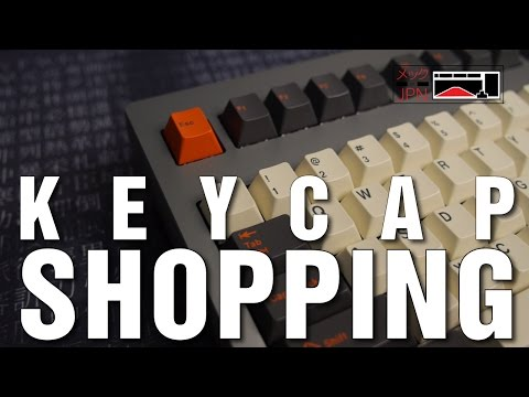 Where to Buy Keycaps For Mechanical Keyboards - YouTube