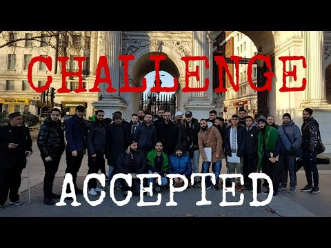 AHLUS SUNNAH ACCEPT THE SHIA CHALLENGE | SHEMRANI | SUNDAY 14TH | SPEAKERS CORNER