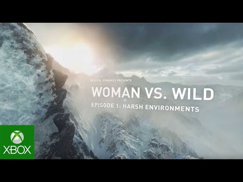 Woman Vs Wild Episode 1: Harsh Environments
