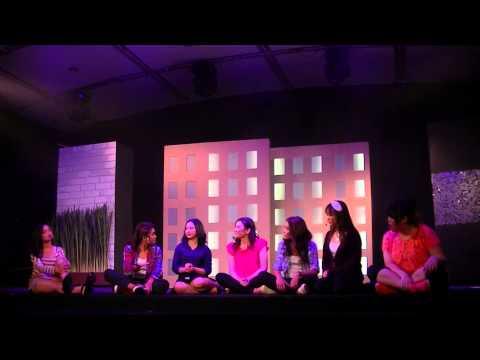 "LSPR 14th Theatre Festival Class 18-10A ""Pitch Perfect"" Musical Theatre - Confession + Pool Mashup"