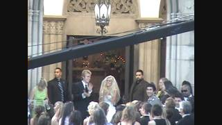 BLRockPixLA - Heidi Montag and Spencer Pratt Wedding ( The Hills ) - 042509 - PapaBrazzi Report