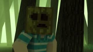 Мультики Minecraft   Лес ужасов.