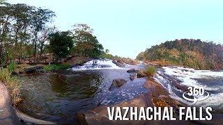Vazhachal Waterfalls | 360° video