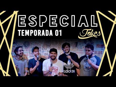 ESPECIAL JOKES - Temp. 01