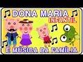 VERSÃO INFANTIL Da MÚSICA DONA MARIA Thiago Brava Ft Jorge E FAMÍLIA FELIZ PARÓDIA DA PORQUINHA mp3