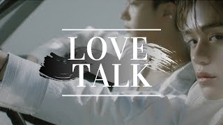 Gambar cover WayV (威神V) - Love Talk [English Cover]