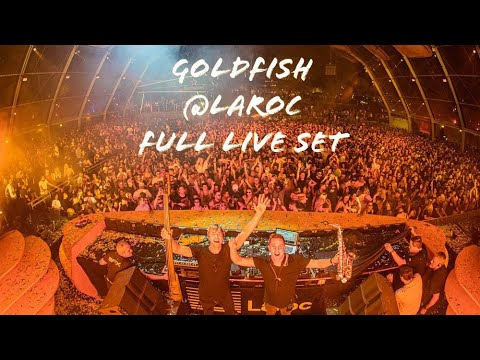 GoldFish At Laroc (Full Live Set)