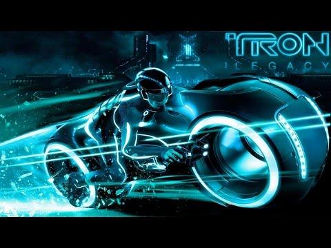 Tron Legacy Trailer (Fan-Made Trailer) HD