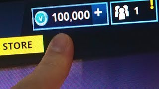 How To Get a FREE UNLIMITED V-BUCKS CARD in Fortnite Battle Royale