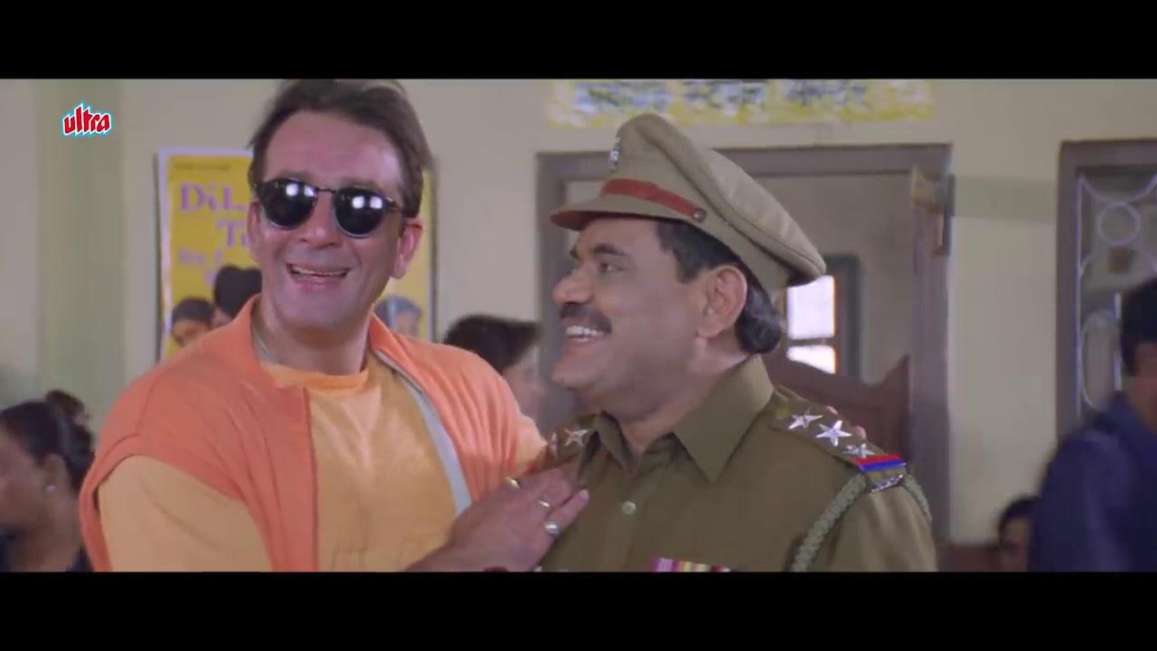 #govinda #sanjaydutt #comedy scenes ek aur ek gyarah ...