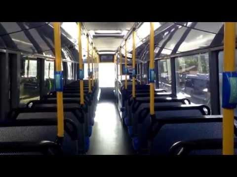 """Adelaide Metro """"Jet Express"""" bus 1790 (Bustech CDi)"""