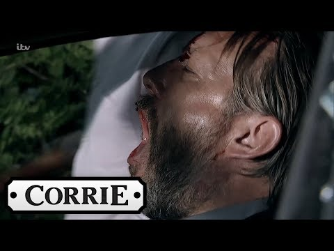 Coronation Street - Ali Puts a Dying Ronan Out of His Misery