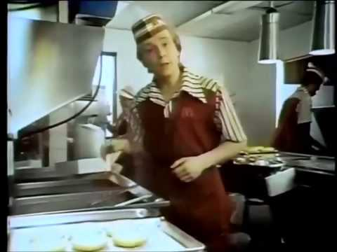 McDonalds Filet O Fish Commercial HD