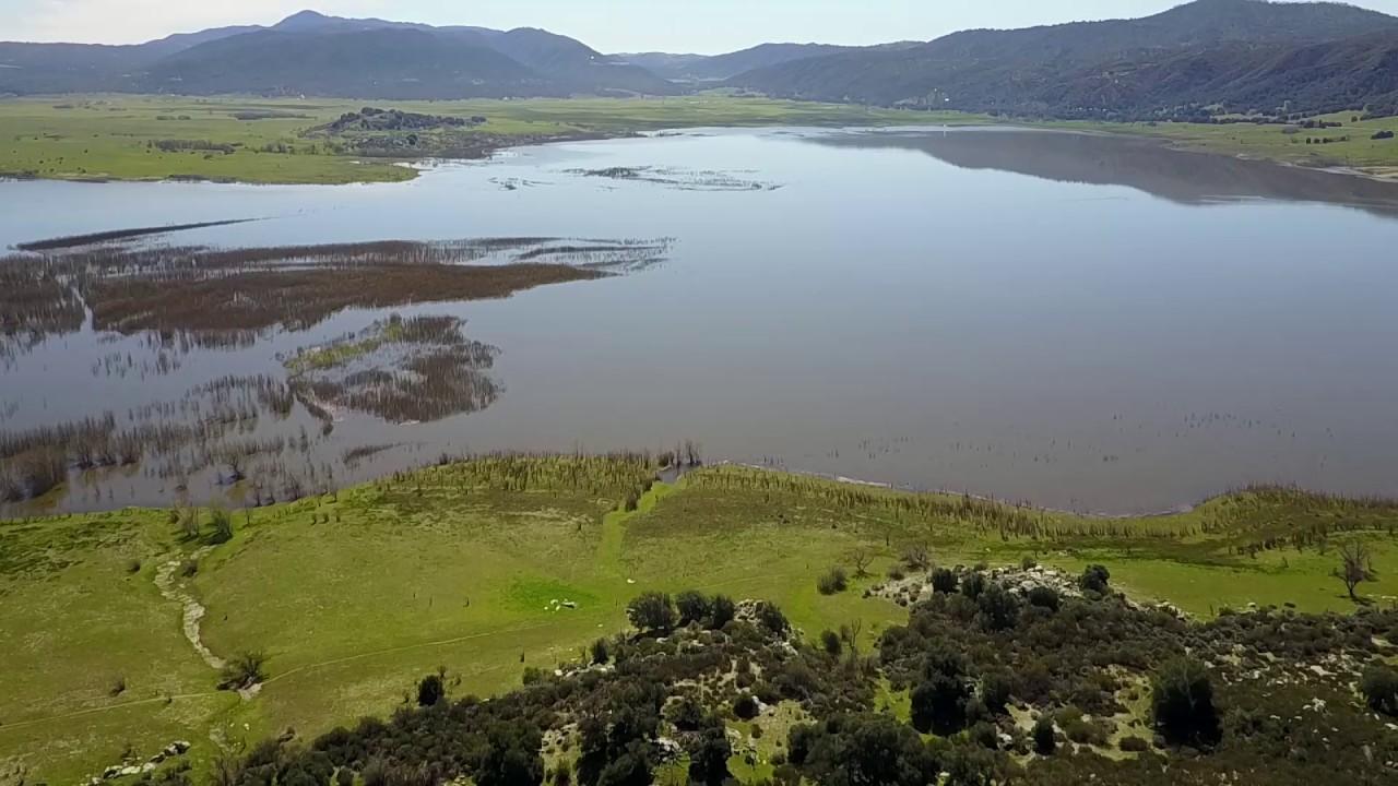 Lake henshaw ca