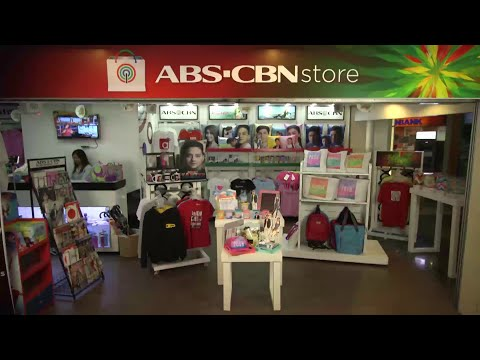 Kapamilya merchandise now available at ABS-CBN Store