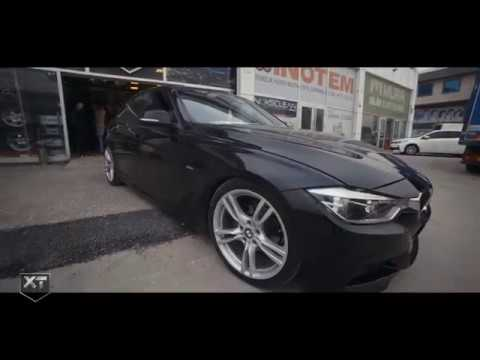 bmw f30 m paket body kit uygulamas x treme tuning youtube. Black Bedroom Furniture Sets. Home Design Ideas