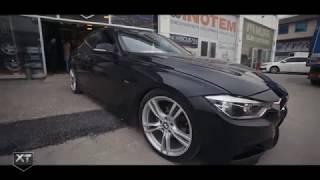 BMW F30 M Paket Body Kit Uygulaması   X-Treme Tuning
