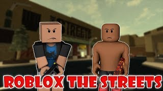 BOYS IN DA HOOD!!! | ROBLOX STREETS