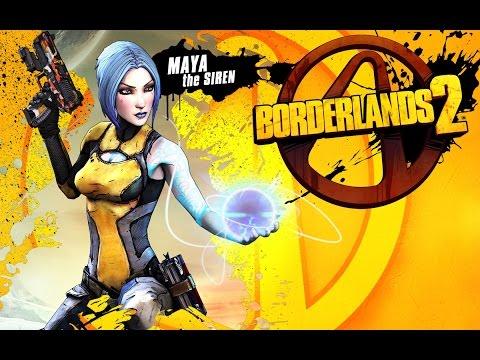 Borderlands 2 - Maya OP Damage Build |