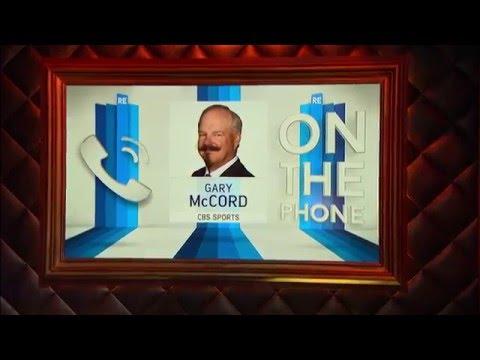 CBS Sports Golf Analyst Gary McCord talks The Masters - April 8, 2016