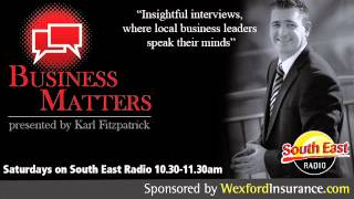 Karl Fitzpatrick Interviews Paul Nolan Of Adman Steel Sheds About Growing His Business