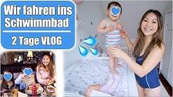 Wir gehen ins Schwimmbad 💦 Elisas Morgenroutine | Essen gehen mit 3 Kindern |  Mama VLOG Mamiseelen