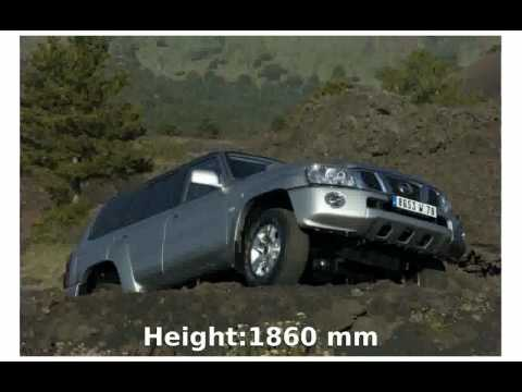 2009 Nissan Patrol 3.0 TD GL - Details & Walkaround