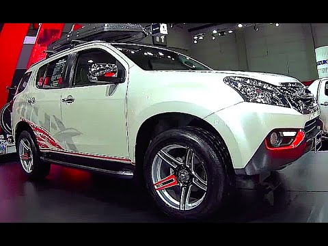 All New Isuzu Mu X 2015 2016 Interior Exterior YouTube