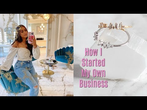 How I Started My Jewelry Business | Behind The Scenes Vlog