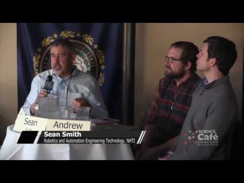 On Air Highlight: Science Cafe 2016