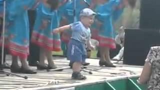 Мый марла куштем! / Я танцую по-марийски!