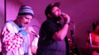 (Russian reggae) The Dubsters, Afro D & MC Djadaj - Tempo Riddim
