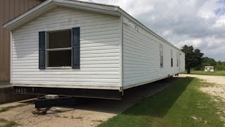 14 900 2004 clayton single wide 16x72 mobile home concepts