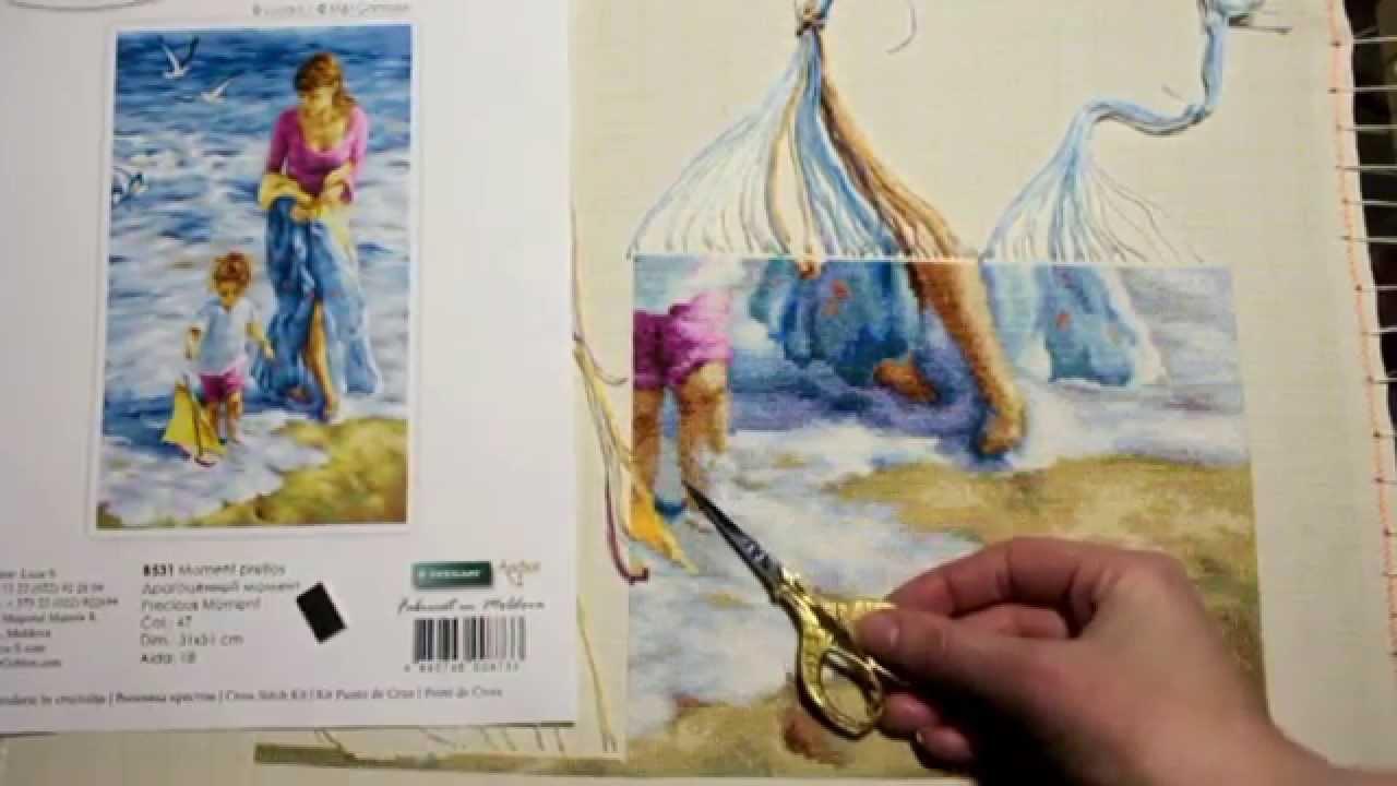Вышивка лука с видео