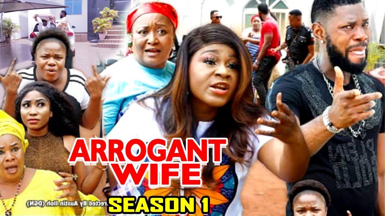 Download ARROGANT WIFE SEASON 1 -(Trending Movie) Destiny Etico 2021 Latest Nigerian Nollywood Movie Full HD