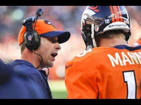 Peyton Manning Endorses Adam Gase