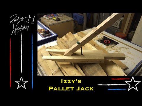 Izzy's Pallet Pal