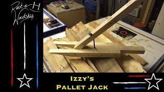 Izzy's Pallet Jack