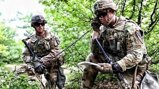 Army Ground Pounders Mount Up • 1st CAV DIV Live-Fire
