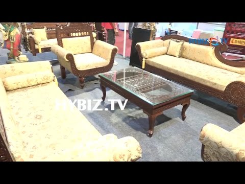Furniture Expo | Furniture Fair 2017 Hitex Hyderabad | hybiz