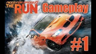 Need For Speed: The Run Walkthrough Gameplay Parte 1 PC GAME
